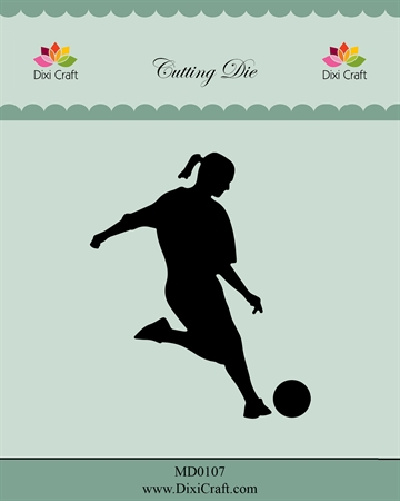Dixi Craft - Die - Female Football Player
